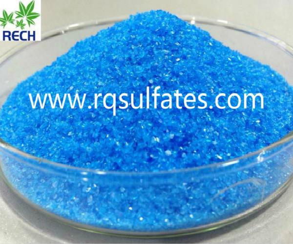 飼料級五水硫酸銅98%