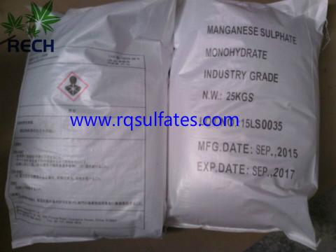 manganese sulfate mono